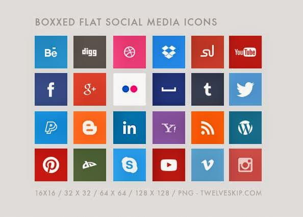 free-fresh-flat-social-media-icons-2