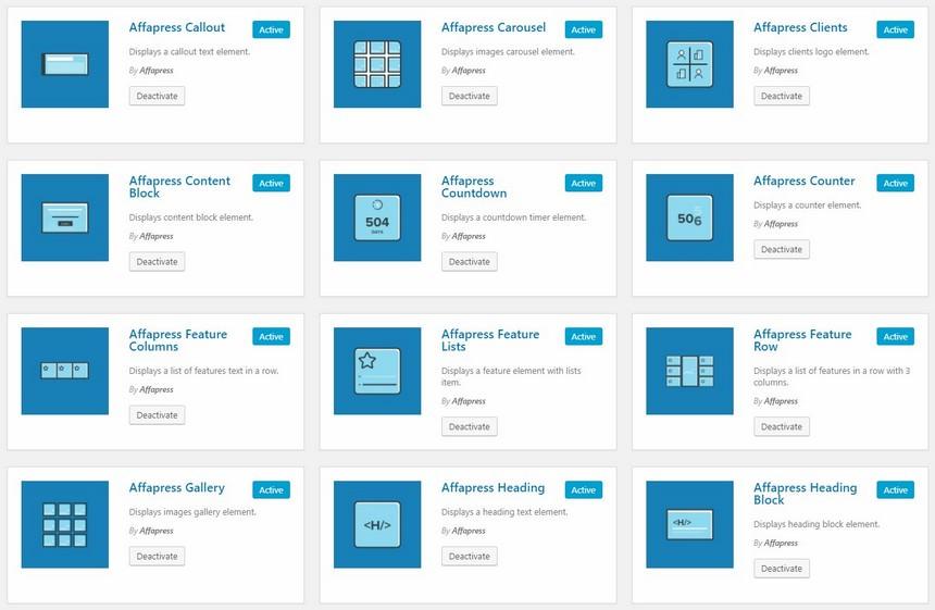 page-builder-favorite-widgets