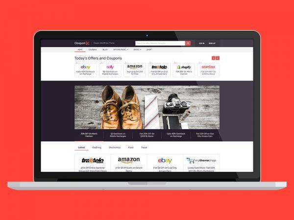 Coupon Premium WordPress Theme