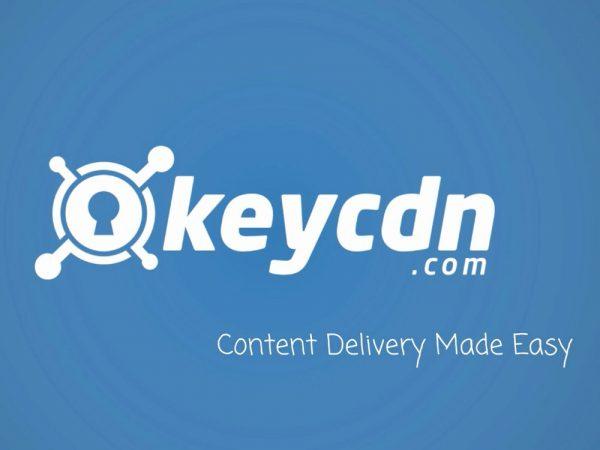 KeyCDN Nextgen Content Delivery Network