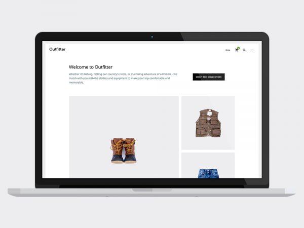 Outfitter Pro eCommerce WordPress Theme