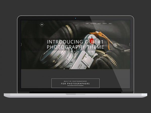 Rokophoto Pro Photography WordPress Theme