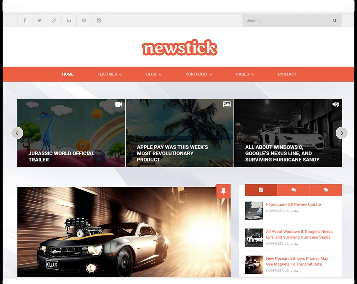 newstick-screenshot