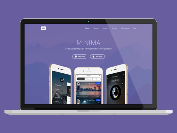 minima_landing_page