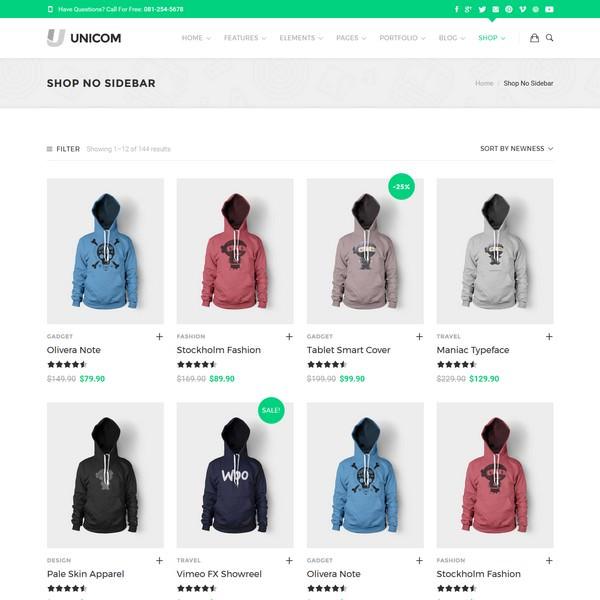 Unicom Shop